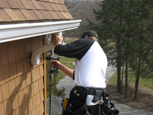 Sauk City, WI's experts for gutter installation